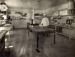 joodse restaurantkeuken in gebouw cats amsterdam 1922