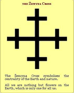 Zemyna, the goddess-mother of the Earth. Žemyna [ʒemiːnʌ] is the Lithuanian goddess of the Earth, the MOTHER of every living being. Žemyna loves life. She sees people as a part of nature and helps and supports those who spare it. Žemyna's mission is defending the life on the Earth, even from mankind if necessary.