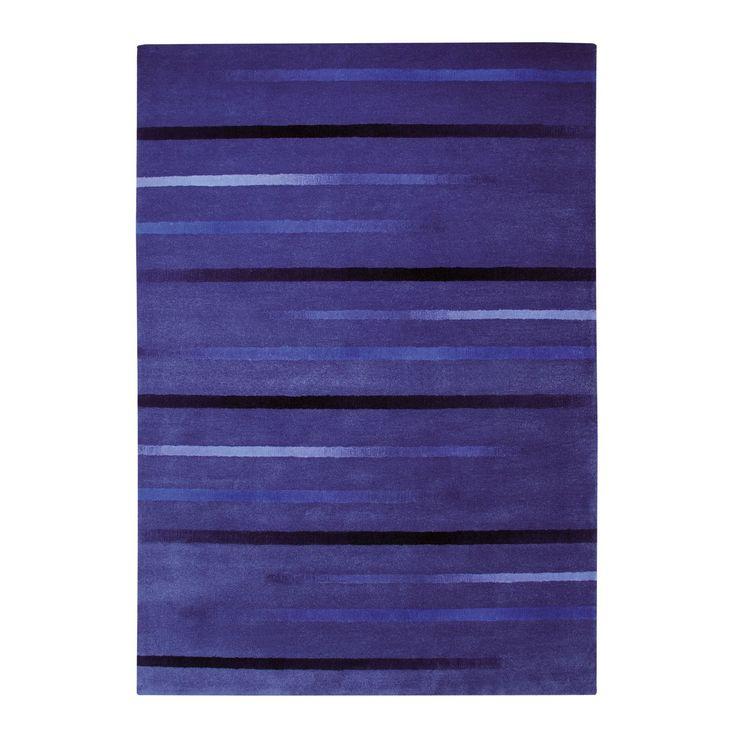 Teppich ESPRIT Flow Blau