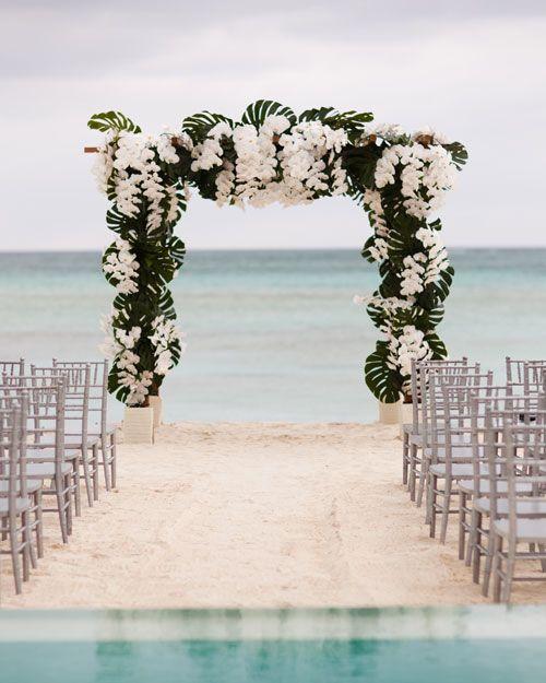 Hawaiian Wedding Altar: 46 Best Wedding Arches And Wedding Chuppahs Images On