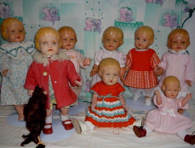 """""""Wildebras"""" dolls"""
