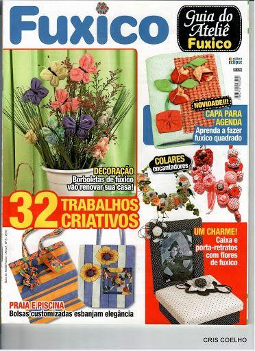 162 Guia do Atelie Fuxico n. 6 - maria cristina Coelho - Álbuns da web do Picasa