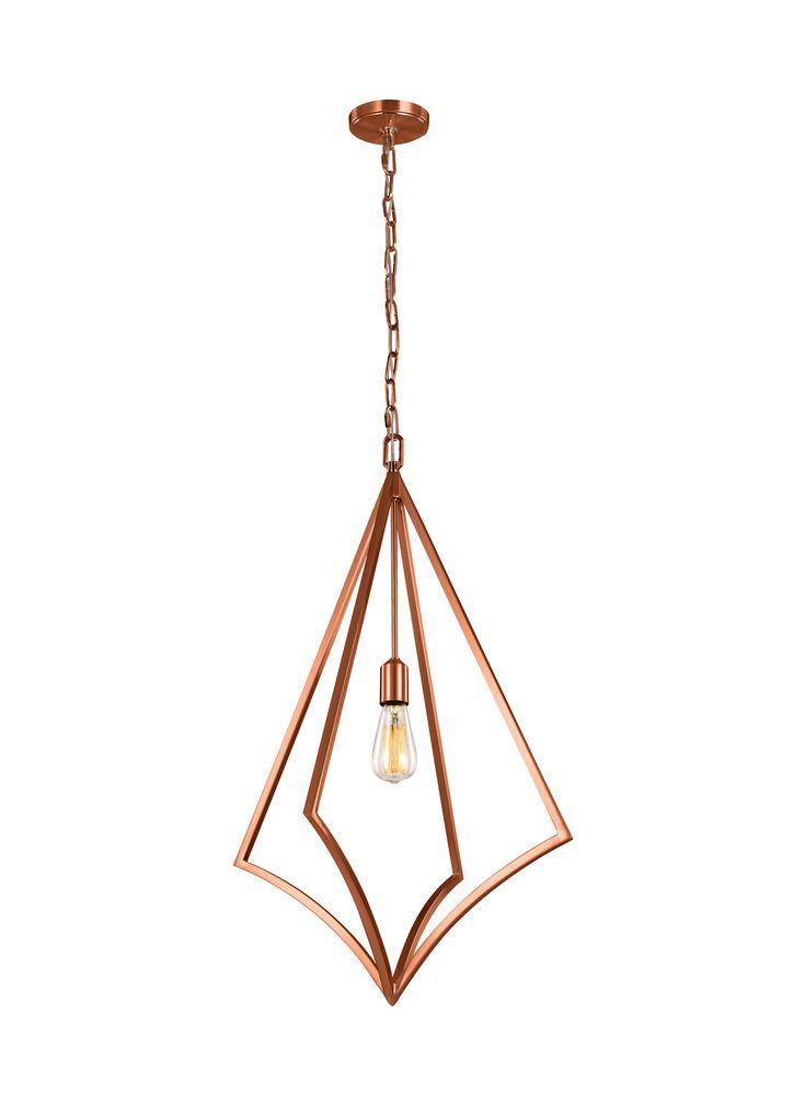 One Light Pendant | Murray Feiss | | Transitional Lighting | AlliedLighting.com