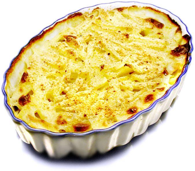"""Tips: För att få en """"vegansk"""" jansson kan grädden bytas ut mot """"sojagrädde""""(Provamel Soya Cuisine) och det flytande margarinet mot mjölkfritt margarin. Se"""