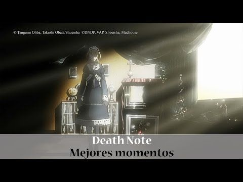 Death Note -  La canción de Misa