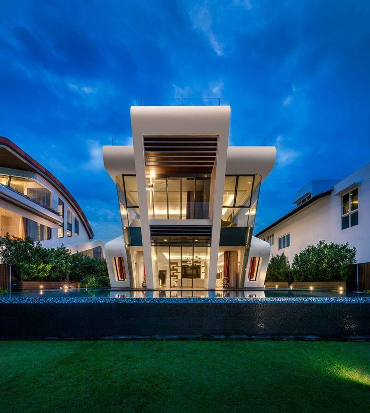Best 25 Ultra Modern Homes Ideas On Pinterest: Best 25+ Contemporary Houses Ideas On Pinterest