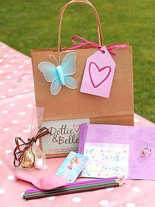 Wedding Activities For Girls