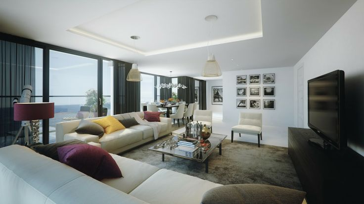 Worthingdon Interiors by Nilo Aleo by using softwares: 3DMax 2014, Vray 2.4, Marvelous Designer, After Effects, Magic Bullet Looks and some accessories 3dmodels from Evermotion and DesignConnected