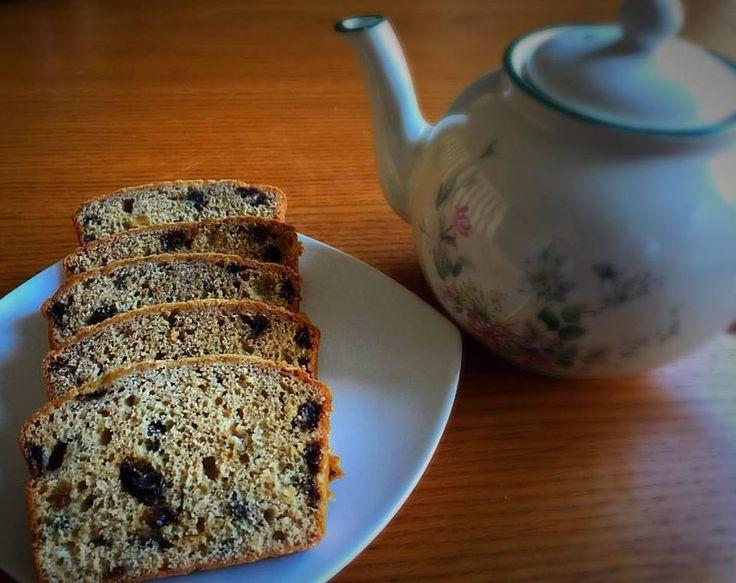 Intoxicating Tea Barmbrack- a traditional Irish fruit-cake