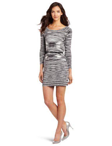 Kensie Women`s Space Dye Sweater Dress $118.00