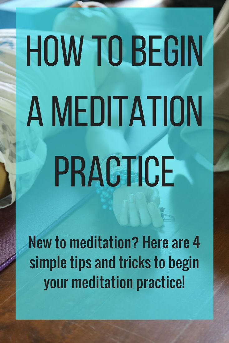 Meditation For Beginners. Why you should started a mindfulness meditation practice. A journey to cope with anxiety and stress through a meditation practice.