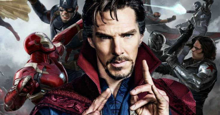 'Doctor Strange' Trailer Is Coming Next Week -- ABC's 'Jimmy Kimmel Live' will host several stars of the Marvel Cinematic Universe next week, while debuting the first 'Doctor Strange' trailer. -- http://movieweb.com/doctor-strange-movie-trailer-debut-jimmy-kimmel-live/