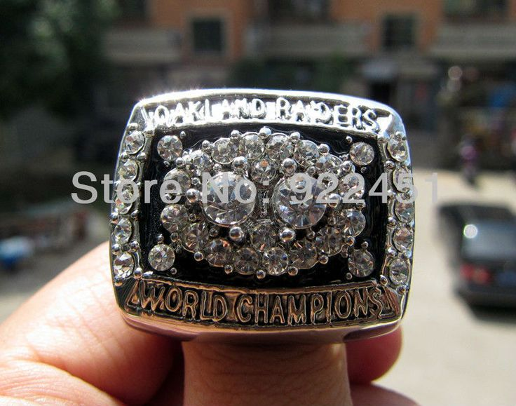 Free Shipping  1980 Oakland raiders super bowl championship ring solid men sport jewelry fan brithday gift wholesale