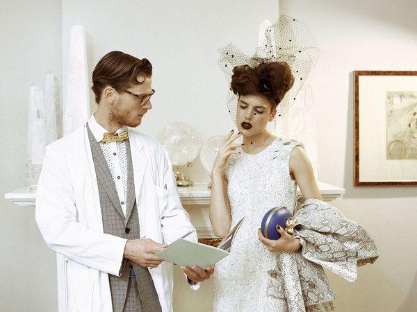 Surgery | Cosimo Buccolieri for White Magazine