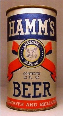 Hamms Beer Can #beer #beerbaconmusic