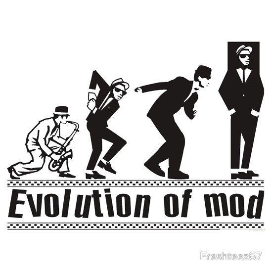 Evolution of mod