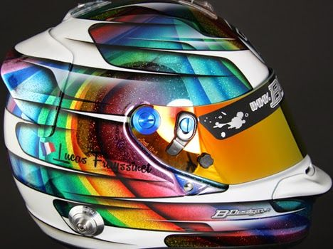 Arai GP-6 L.Frayssinet 2014 by B-Design