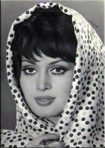 Η πιο όμορφη γυναίκα από την Τουρκία - ηθοποιός Turkan Shore / Türkan Σοράι. Φωτογραφία