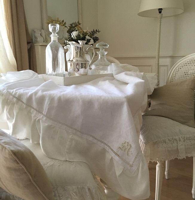 Cristina's elegant home