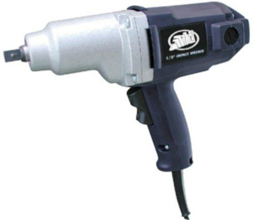 "ATD ATD-10521 1/2"" Electric Impact Wrench. Maximum Torque: 240 feet.-pounds, motor: 7 ampere, 60 hertz, 120 volt AC and net tool weight: 7.25 pounds. No load speed: 2,100 RPM and blows per minute: 2,700 BPM. Drive: 1/2 inch square, length: 9-1/4 inch (234mm)."