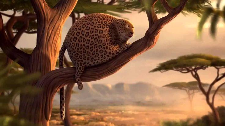 ¿Qué pasaría si los animales fueran redondos?