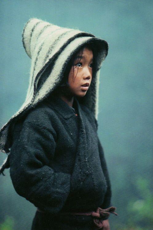 Asian Child::