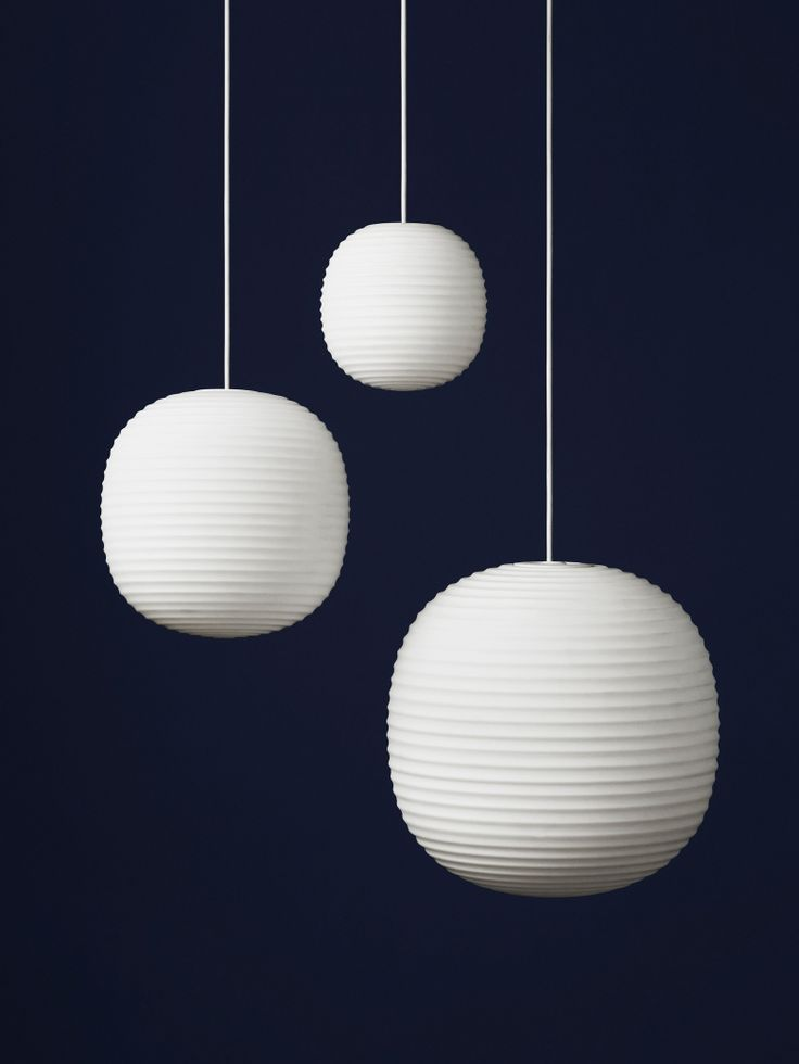 Lantern Pendant Frosted