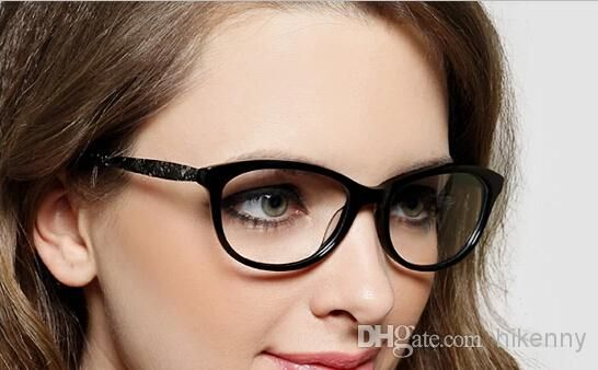 Ladies Black Frame Glasses : 1000+ images about Fashion-accessories-Glasses Jealousy on ...