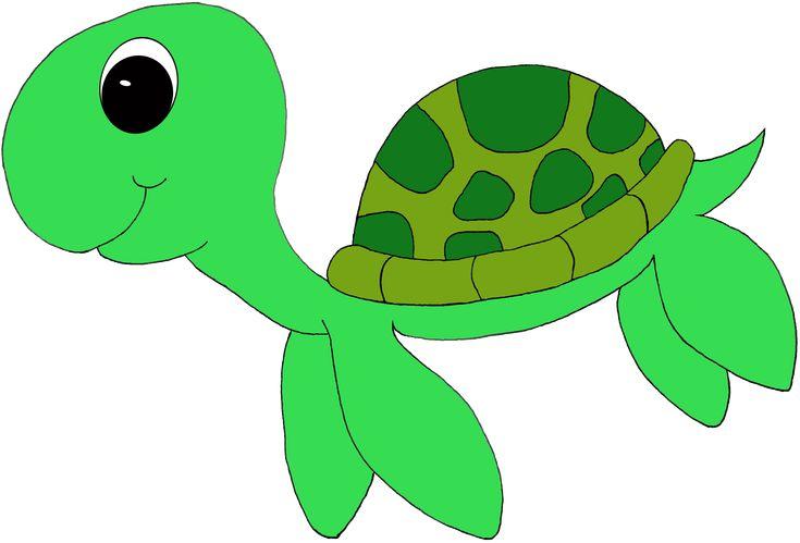 Free Printable Turtle Clip Art Green Sea Turtle Clip Gif