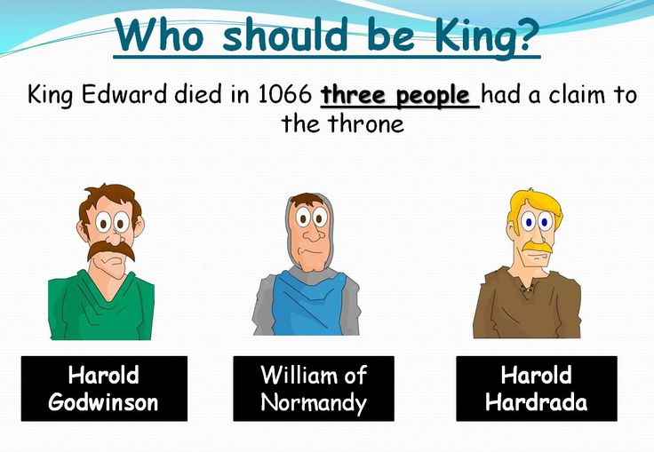 This lesson involves pupils working in groups to produce an election campaign for one of the claimants to the throne in 1066.