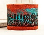 Кожаные браслеты сделаны из Ремни бирюзовые украшения Рождественские подарки Зимняя распродажа декабрьских праздников