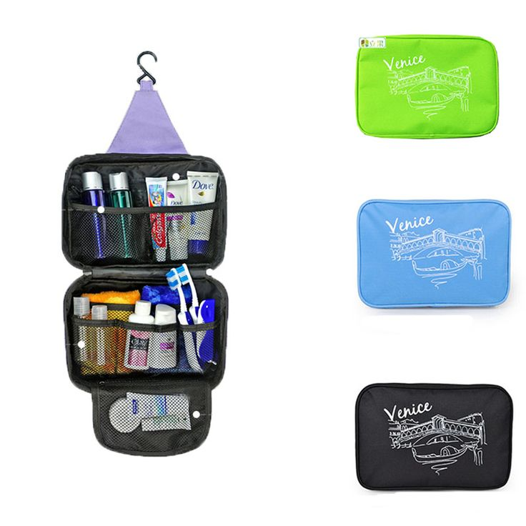 Hot High quality Travel Hanging Cosmetic Bag travel organizer bag Large capacity Multifunction travel toiletry bag For Men Women