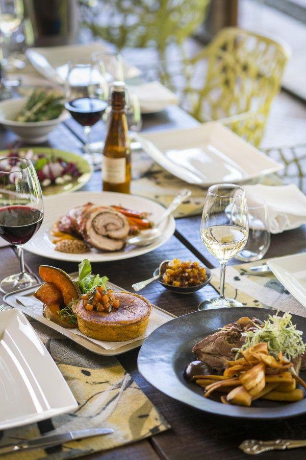 Pierneef à La Motte Restaurant Sunday Family Lunch