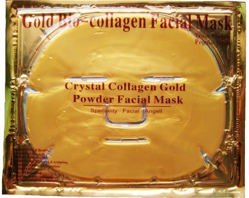 New Crystal 24K Gold Powder Gel Collagen Face Mask Masks Sheet Patch, Anti Ageing Aging, Skincare, Anti Wrinkle, Moisturising, Moisture, Hydrating, Uplifting, Whitening, Remove Blemishes & Blackheads Product. Firmer, Smoother, Tone, Regeneration Of Skin. Suitable For Home Use Hot or Cold. by Infinitive Beauty- Crystal Gold Collagen Face Mask. $12.48. Anti Ageing, Hydrating, Moisturising, Firming, Anti Wrinkle. Clarifies Attenuates Surface Stains & Balances Skin To...