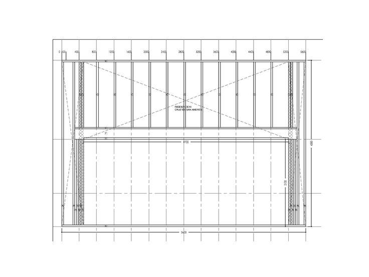 Ingeniería de Detalle de proyectos y planos de Steel Framing