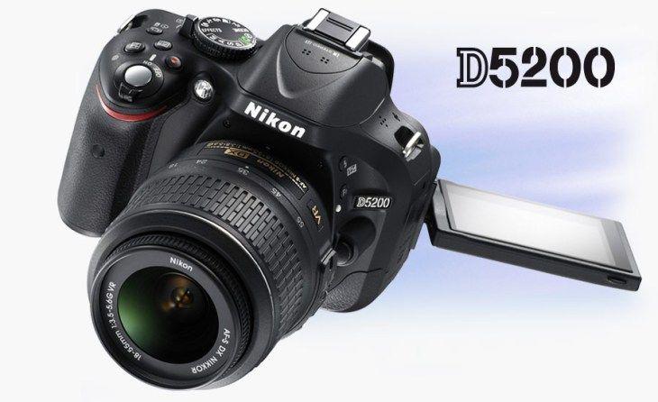 camara reflex Nikon D5200