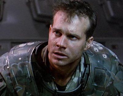 Private William Hudson - Aliens