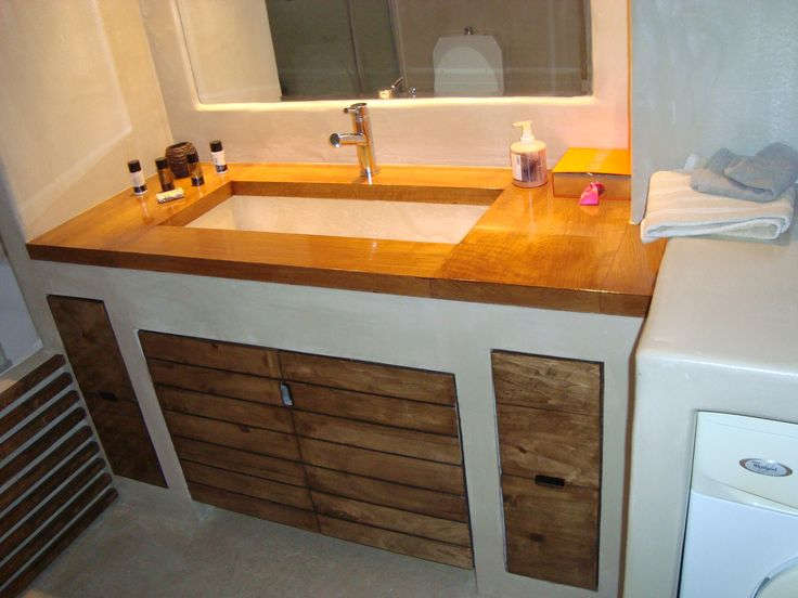 bathroom furniture by handmade-sa...