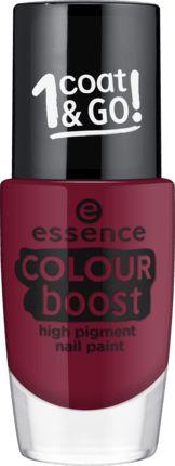 Nagellack colour boost high pig.nail paint rot 09 von Essence Cosmetics Preis 1,75 € bei dm
