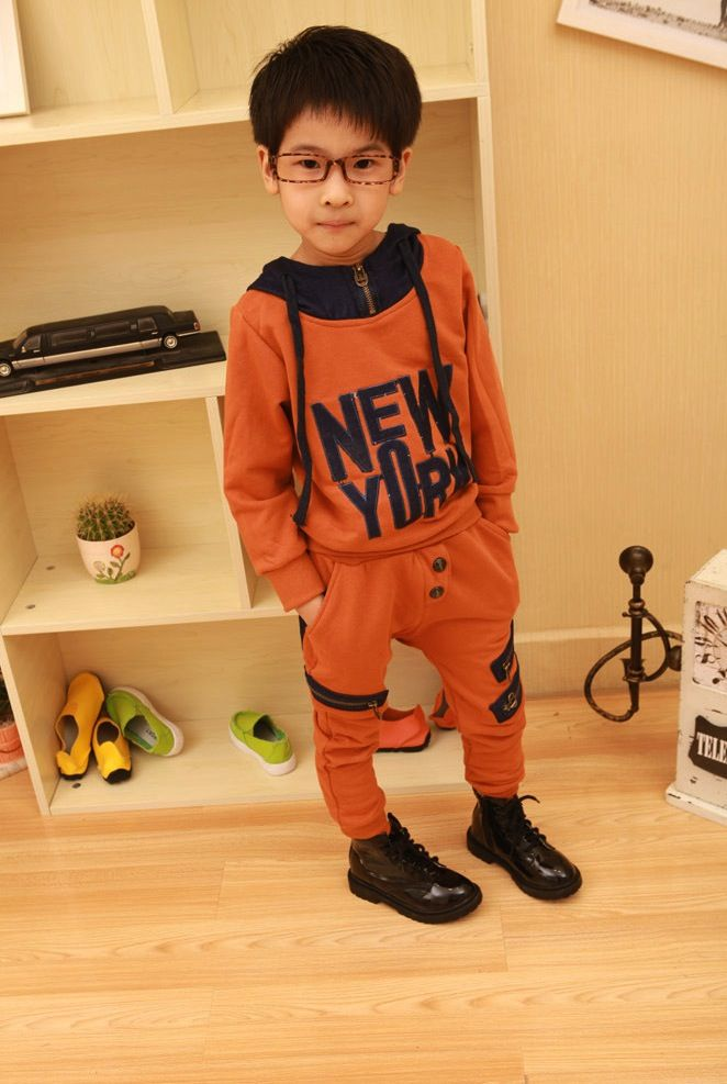 New York Sweatpants - Childrens  Clothing Store - Fudge Kids UK £24.00