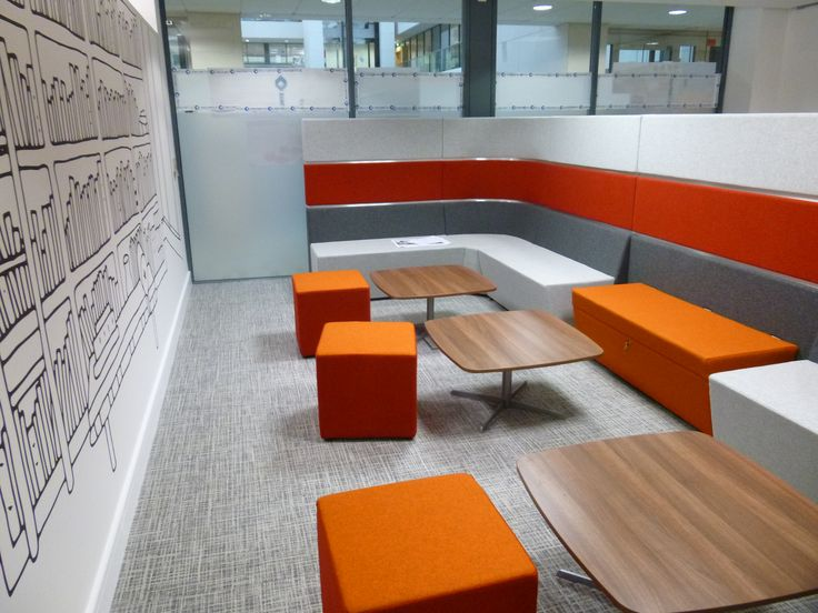 83 Best Office Interiors Informal Meeting Images On