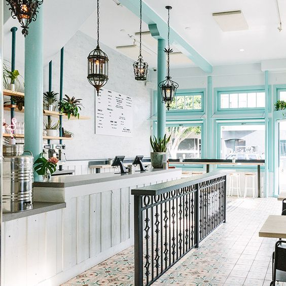 296 best Remppa images on Pinterest | Dining room, Cafe design and ...