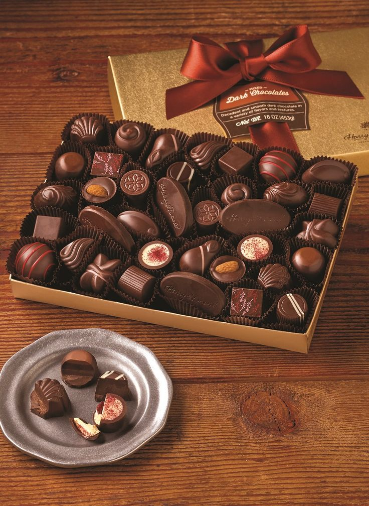 18 best gifts for coworkers images on pinterest gifts for this dark chocolate gift box is everything any chocolate lover would want negle Choice Image