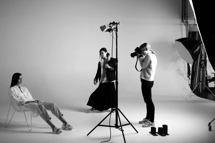 Behind the scenes '10,000 Hours' campaign by Kowtow
