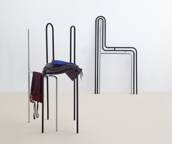 'Error' storage chair by Fries & Zumbühl for MOX (CH)