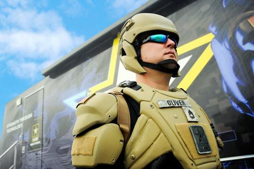 The Iron Man cometh: US Army commissions �TALOS� suit with liquid armor