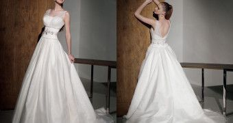 Unique Wedding Dresses Design