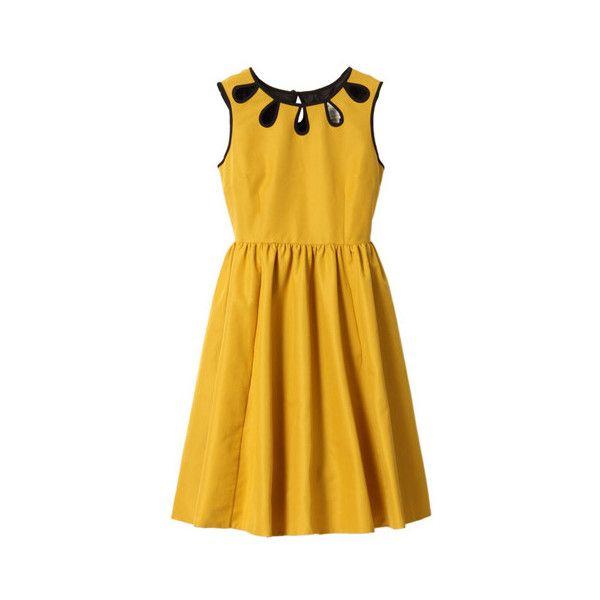 KATE SPADE NEW YORK Rainey Dress ($735) ❤ liked on Polyvore