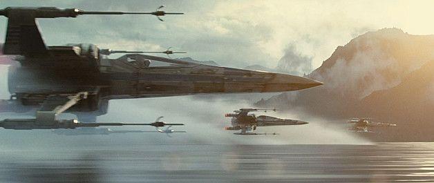 'Star Wars: Episode 7' Trailer Screencaps