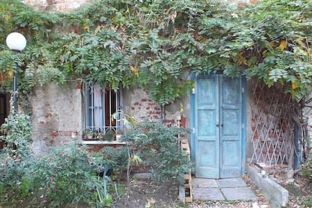 Check out this awesome listing on Airbnb: The turquoise door near Navigli - Apartments for Rent in Milan